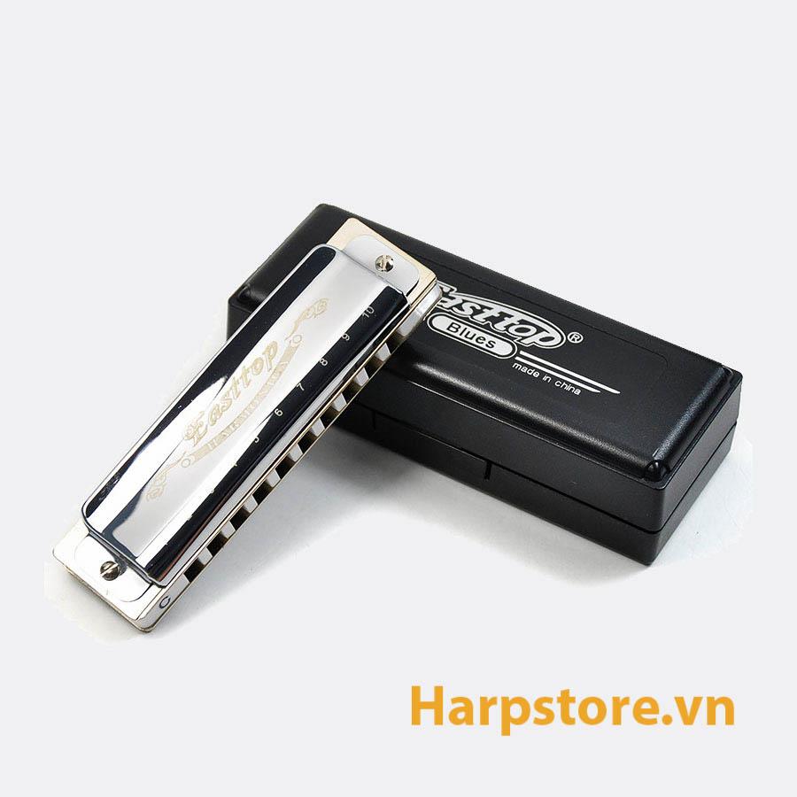 ken-harmonica-diatonic-easttop-t008-silver-1