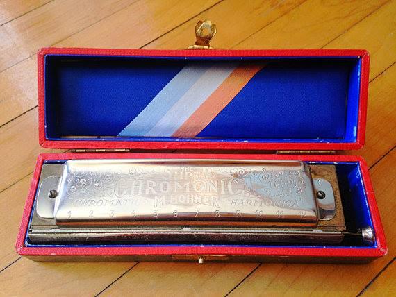 harmonica hohner super 270-2