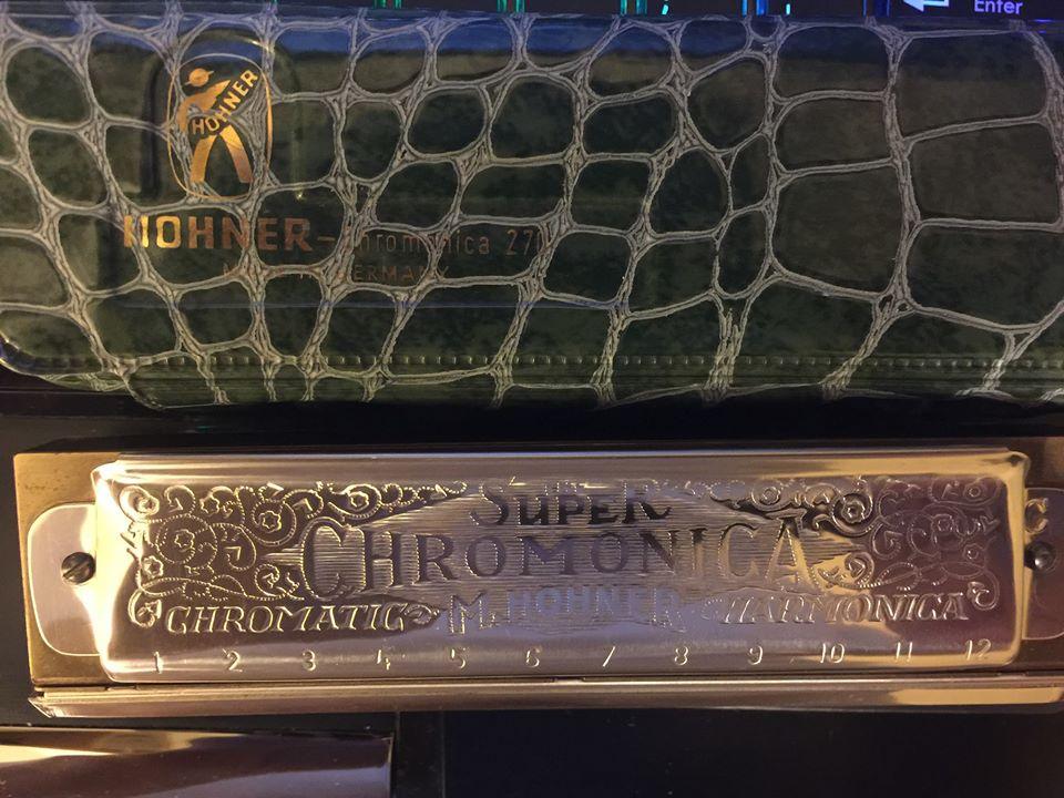 harmonica hohner super 270-7