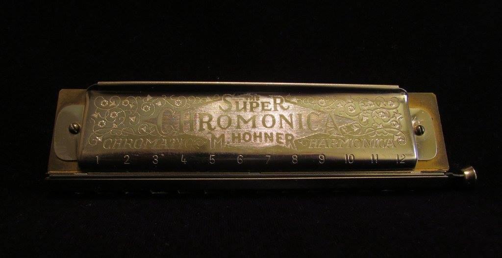 harmonica hohner super 270
