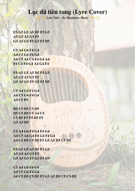 Lục dã tiên tung (Lyre Tabs)-2