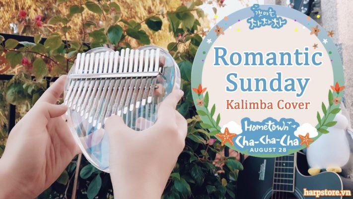 Romantic Sunday kalimba cover